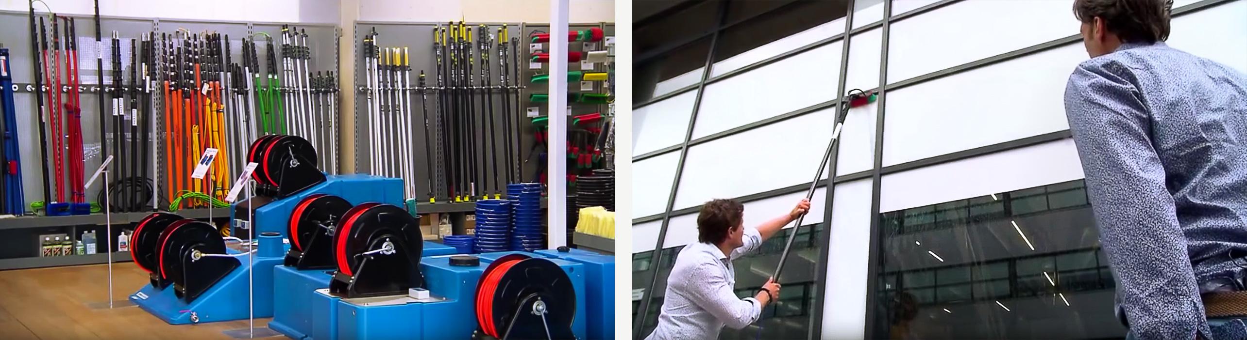 osmoworks glazenwasserswinkel glazenwasser telescoop glasbewassing